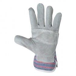 """Pracovní rukavice GINO šedé A1013/10 vel. 10,5"""""""