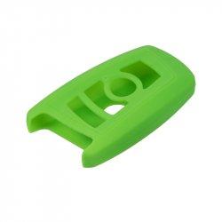 Silikonový obal pro klíč BMW 5, 7 3-tlačítkový, světle zelený