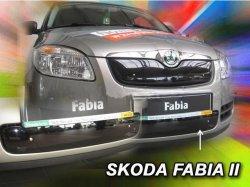 Zimní clona ŠKODA Fabia II / Roomster (dolní), do r.v. 2010