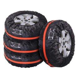 Obal na pneumatiky 4ks - 13 - 16 palců (R13 - R16)