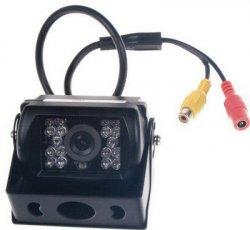 Couvací kamera autc107 s infračerveným viděním pro nákladní vozy