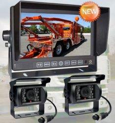 """Profi kamerový systém 7"""" pro kamiony 12/24V, 2x kamera"""
