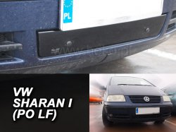 Zimní clona VW Sharan r.v. 2000-2010 (dolní)