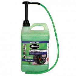 3,8 L bezdušová náplň SLIME včetně pumpy