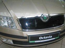 Zimní clona ŠKODA Octavia II 04R