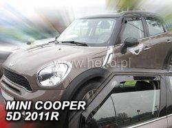 Ofuky oken - Mini Cooper 5D 11R, přední