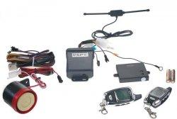 SPY 2-WAY motoalarm, 2 x LCD ovladač