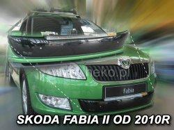 Zimní clona Škoda Fabia II r.v.7/2010->(dolní)
