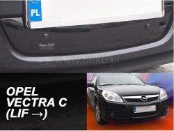 Zimní clona Opel Vectra C r.v. 2006-2008 (dolní)