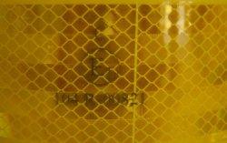 3m reflexní samolepka oranžová 5,5 cm x 50 m, homologace