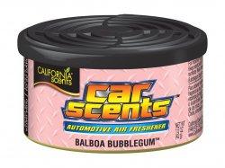 Osvěžovač vzduchu California Scents, vůně Car Scents - Žvýkačka