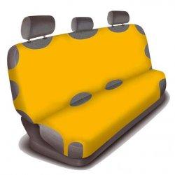 Autotrika - Zadní Bavlněné - žlutá