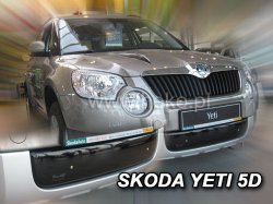 Zimní clona ŠKODA YETI 5D 09R -->
