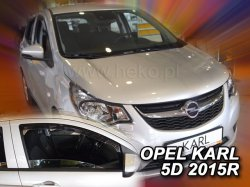 Ofuky oken - Opel Karl 5D 15R, přední