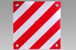 Reflexní cedule - nadměrný náklad 50x50cm hliník