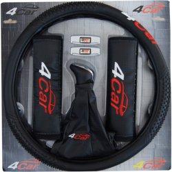 Sportovní komplet - 4car černý
