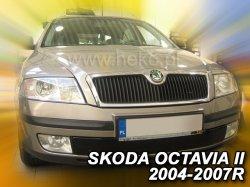 Zimní clona Škoda Octávia II r.v.2004-2007 (dolní)