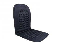 Potah na sedadlo masážní magnetický - černý