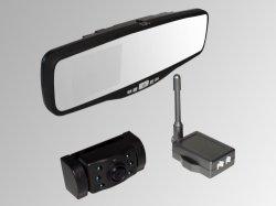 """Bezdrátový parkovací asistent - 3,5"""" LCD v zrcátku s couvací kamerou"""