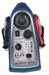 Startovací baterie LiFeP04 12V, 300A