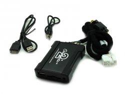 Adaptér pro ovládání USB zařízení OEM rádiem Suzuki Swift/AUX vstup