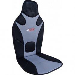 Podložka na sedadlo 4car, šedo/černá