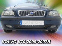 Zimní clona Volvo V70 5D r.v.2000-2007 (dolní)