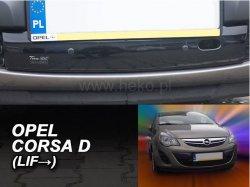 Zimní clona Opel Corsa D r.v. 2011-2015 (dolní)