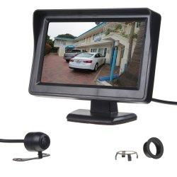 """Parkovací kamera s LCD 4,3"""" monitorem"""