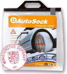 AutoSock 540 - textilní sněhové řetězy