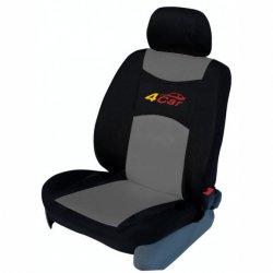 AUTOPOTAHY 4 CAR škoda felicia s dělenou zadní sedačkou šedé