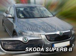 Zimní clona Škoda Superb II 4D r.v.2008->