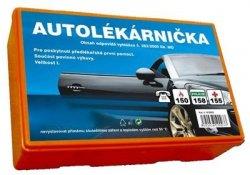 Autolékárnička NOVÁ plast 2017
