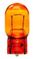 Autožárovka T20 12V 21W W3x16d oranžová PHILIPS (7440 WY21W)
