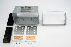 2DIN redukce pro Hyundai i20 03/2009-2012 stříbrný