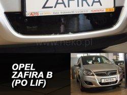 Zimní clona Opel Zafira B r.v. 2008->