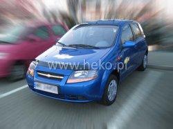 Lišta kapoty CHEVROLET Aveo Sedan r.v. 2003-2006