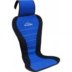 Podložka na sedadlo Carcomfort - modrá