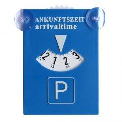 Parkovací hodiny na přísavky