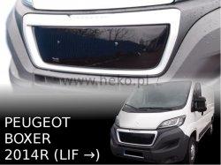 Zimní clona Peugeot Boxer r.v. 2014->