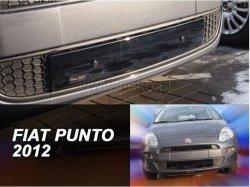 Zimní clona Fiat Punto 5D r.v. 2012-> (dolní)