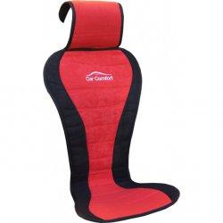Podložka na sedadlo Carcomfort - červená