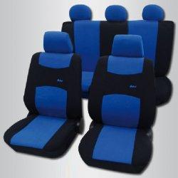 Autopotahy Colori - modrá
