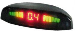 Parkovací systém 4 senzorový - LED displej