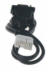 Adaptér pro ovládání USB zařízení OEM rádiem Suzuki/Fiat/Opel/AUX vstup