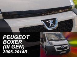 Lišta kapoty PEUGEOT Boxer III r.v. 2006-2014