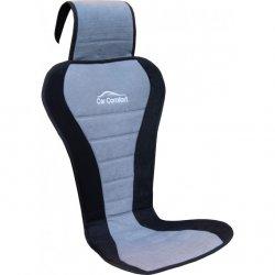 Podložka na sedadlo Carcomfort - šedá