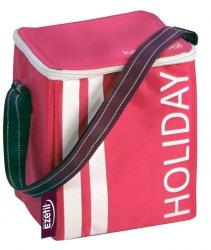 Chladící taška Ezetil KC Holiday 5 litrů, růžová