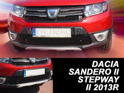 Zimní clona Dacia Sandero/Stepway CV 5D r.v.2013 ->